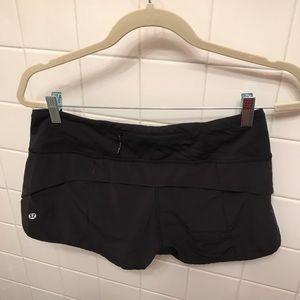 Pants - Black Classic Lululemon Shorts - Size 6!